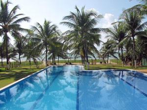 brazilie zwembad strand