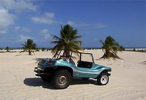 strand reizen brazilie buggytour