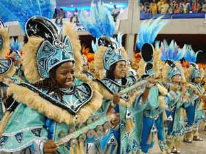 brazilie carnaval rio