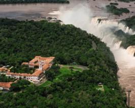 cataratas iguacu waterval