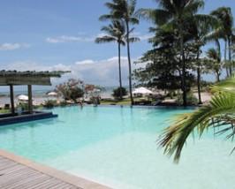 brazilie comfort hotel tinhare zwembad
