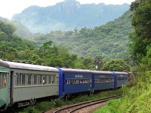 brazilie curitiba trein
