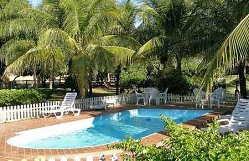 brazilie fazenda zwembad
