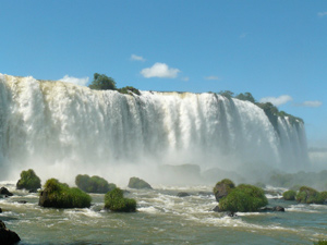 foz do iguacu waterval