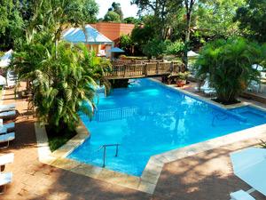 iguacu comfort zwembad