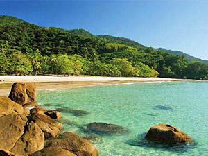 brazilie ilha grande baai