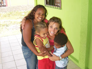 brazilie leven van familia