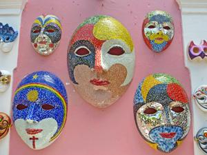 brazilie olinda maskers