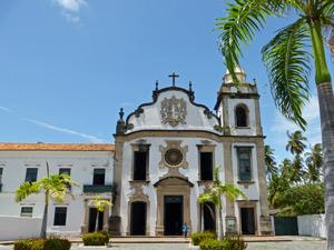 brazilie olinda kathedraal