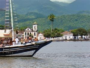 brazilie paratyboot