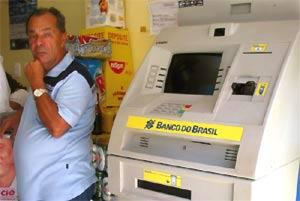 Pinautomaat reis Brazilie