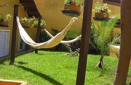 pousada foz do iguacu hangmat