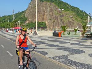 brazilie rio fietsen