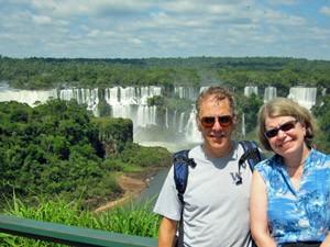 brazilie watervallen
