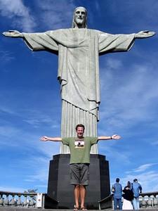 Vakantie Brazilie - Rio Cristo