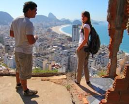 brazilie favela