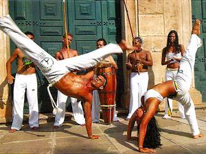 brazilie capoeira