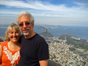 brazilie rio reizigers