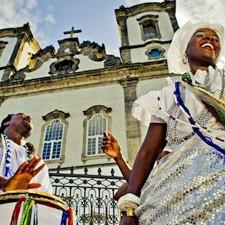 brazilie salvador muziek
