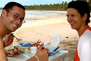 brazilie strand