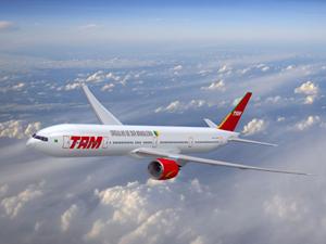 Vakantie Brazilie - Vliegtuig Tam