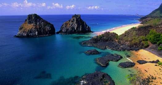 Vakantie Brazilië: Fernando de Norhona