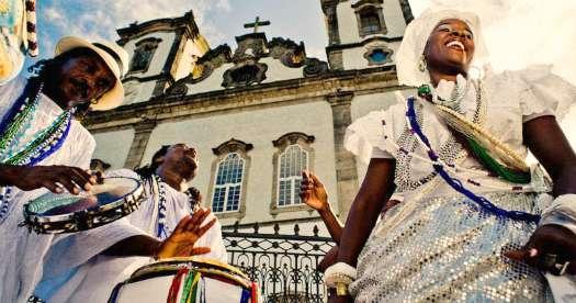 Rondreizen Brazilië: Salvador