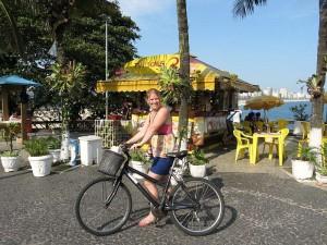 Vakantie Brazilie: fietsen Rio de Janeiro