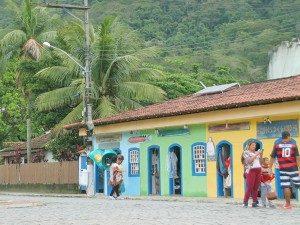 Brazilie familiereis - Ilha Grande