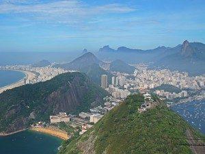 Brazilië met kinderen - Suikerberg