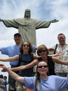 familiereis Brazilië - Rio