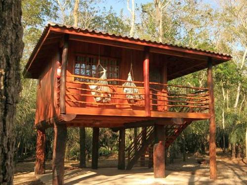 Familiereis Brazilië - Cabanas in Bonito