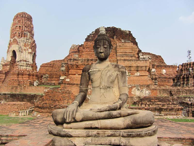 Thailand Rundreise und Badeurlaub - Von Bangkok über Ayutthaya nach Koh Kood