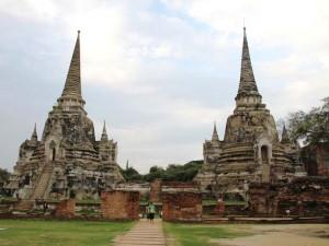 2-Wochen-Thailand-Tempelanlagen in Ayutthaya