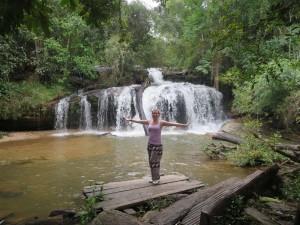 Thailand Rundreise 2 Wochen Wasserfall Trekking
