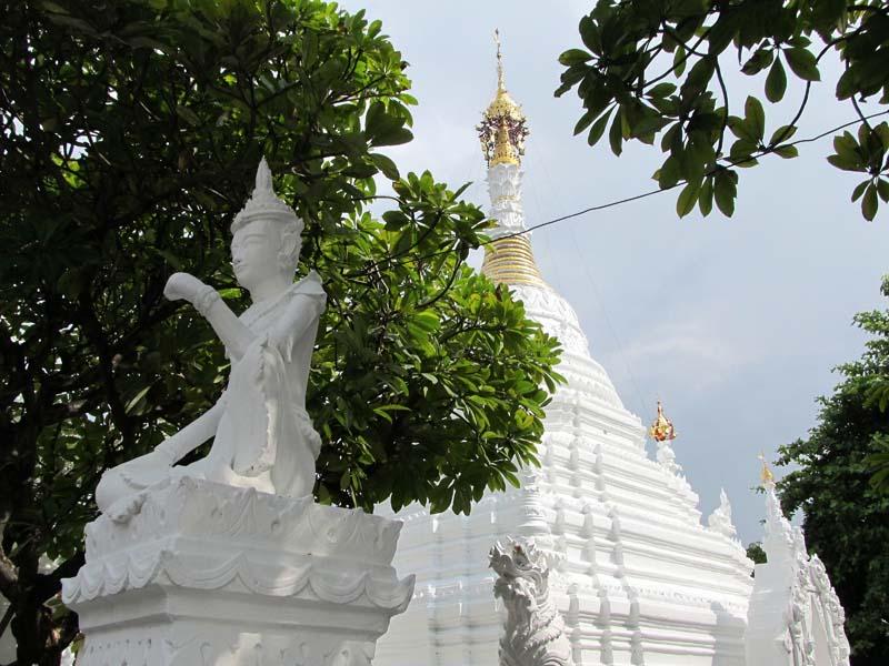 Entdecken Sie prächtige Tempel in Thailand