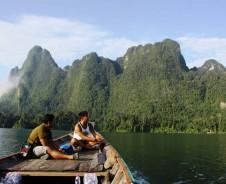 Khao Sok – zwischen Regenwald und Dschungelsee