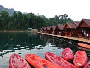 Entspannung pur im Dschungel