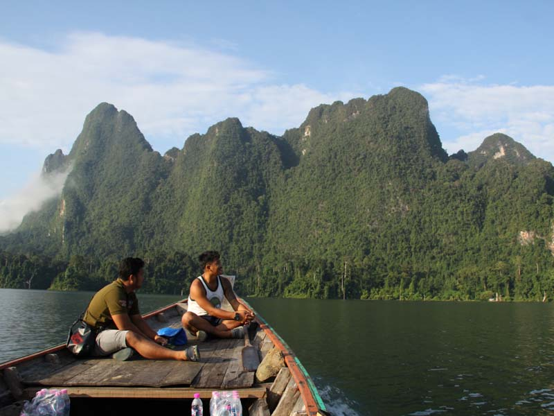 Thailand-Reisen-khao-sok