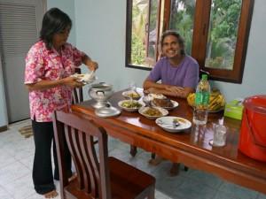 Die Landesküche in Thailand ist vielfältig und lecker
