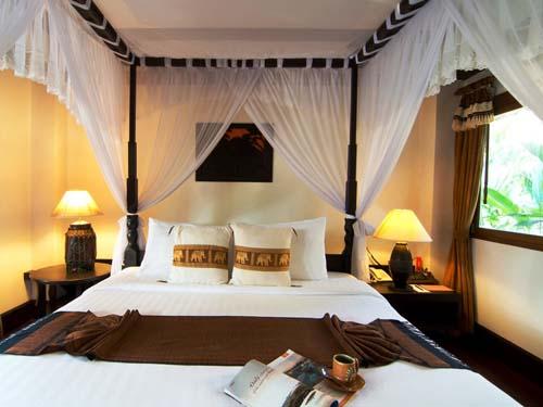Komfortable Zimmer auf Koh Chang