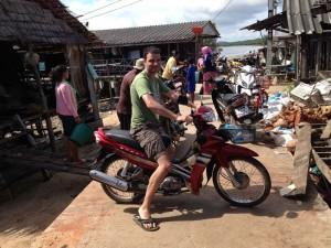Thailand Inselhopping Insel Koh Jum