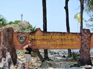 3 Wochen Thailand - Besuch des Nationalparks auf Koh Lanta