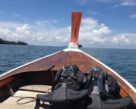 Hüpfen Sie von Insel zu Insel im Süden Thailands