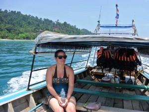 Bei einem Schnorchelausflug lernen Sie die Umgebung von Koh Ngai kennen