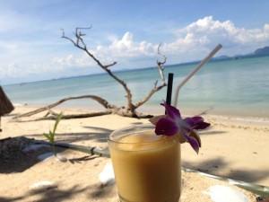 Der Strand von Koh Ngai