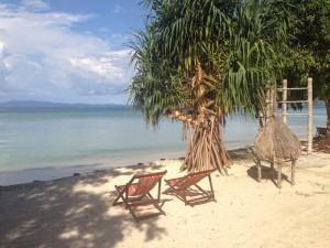 Inselhopping Thailand - Am Strand von Koh Ngai entspannen