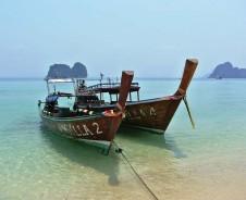 Robinson-Insel Koh Ngai