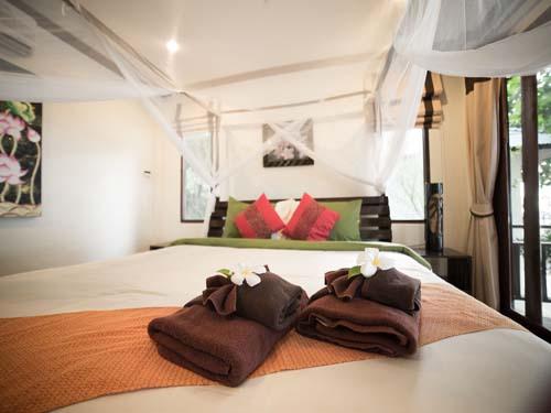 Zimmer auf Koh Phangan