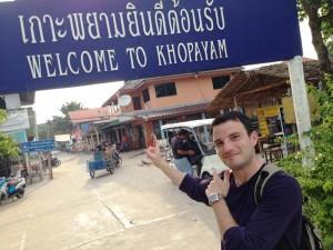 Willkommen auf Koh Phayam